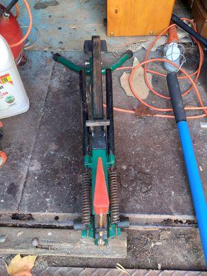 A foot wood splitter for Sale in Woonsocket, RI