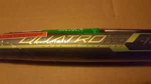New RAWLINGS QUATRO PRO COMPOSITE Baseball Bat *price or best offer for Sale in Bethel, CT