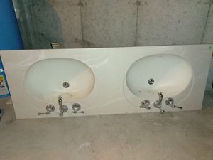 Double Vanity Sink for Sale in Leominster, MA