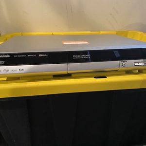 PANASONIC DVD RECORDER for Sale in Seattle, WA