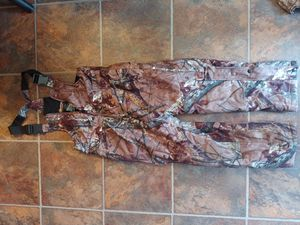 Youth large camo bibs for Sale in Bristol, TN