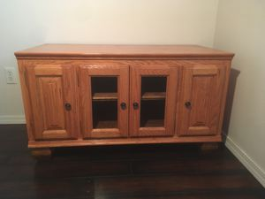 Cabinet/TV Stand /Media Center for Sale in Anchorage, AK