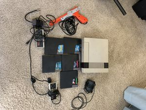 Nintendo nes System and games for Sale in Goodyear, AZ
