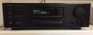 Onkyo A-SV210 Audio Video Control Amplifier/Integrated Amp for Sale in Mesquite, TX