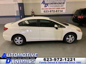 2013 Honda Civic Sdn LX for Sale in Sun City, AZ