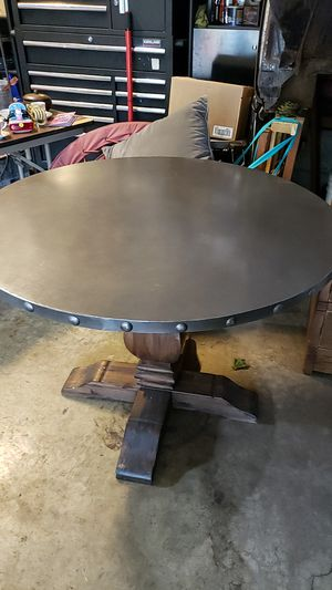 Farmhouse Style Table from World Market for Sale in Wenatchee, WA
