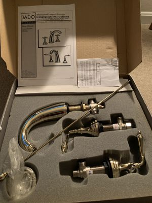 New!! Jado Widespread New Classic Faucet for Sale in Rockville, MD