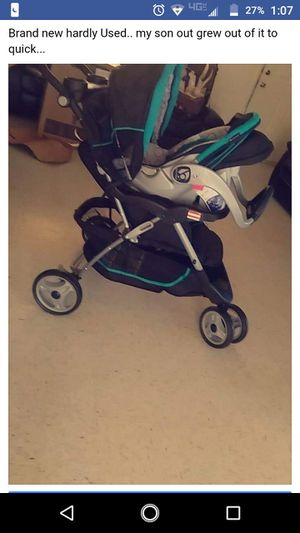 Traveling car seat & stroller for Sale in Odessa, TX