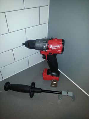 New Milwaukee M18 FUEL hammer drill Tool Only for Sale in UPPER ARLNGTN, OH
