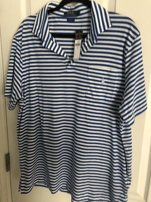 Brand new polo shirt never worn 60 for Sale in Wesley Chapel, FL