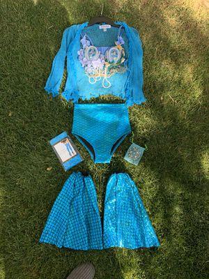 Rhinestone & Pearl Adult Mermaid Halloween Costume for Sale in Henderson, NV