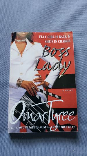 BOSS LADY by Omar Tyree for Sale in Manchester, CT