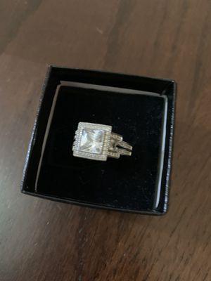 Sz 9 Amarley sterling silver ring/ sz 9 for Sale in Starks, LA