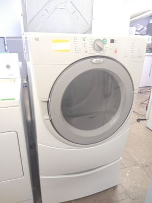 Front load Whirlpool dryer for Sale in Sebring, FL