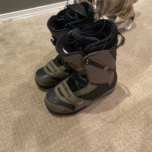 K2 Raider Boa Snowboard Boots Size 11 for Sale in Sammamish, WA