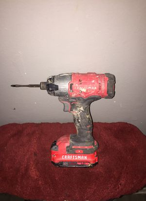 Craftsman's Drill for Sale in Indianapolis, IN