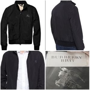 Burberry Brit lightweight blouson bomber jacket for Sale in Eddystone, PA