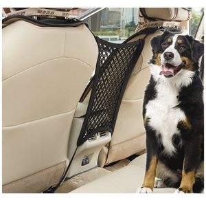 Car Dog Barrier, Auto Seat Net Organizer (SEE MEASURMENT ON 2ND PICTURE) for Sale in Fontana, CA