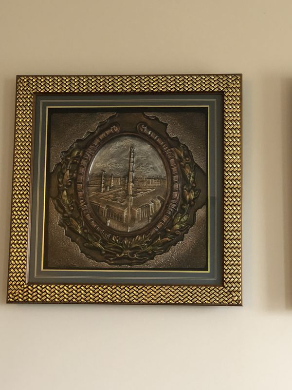 3D Wall Art With Heavy Glass Protector And Sturdy Frame