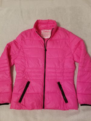 Girls Justice puffer jacket size 10 for Sale in Queen Creek, AZ