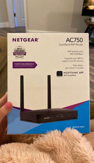 Netgear dual band WiFi router for Sale in Sandy, UT