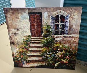 Medium Sized Painting for Sale in Pembroke Pines, FL