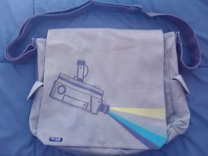 Paul Frank messenger's bag/Authentic/HTF for Sale in Portland, OR