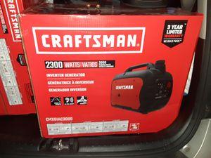 Craftsman generator for Sale in Denver, CO