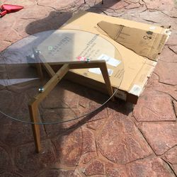Glass Coffee Table for Sale in Rockwall,  TX