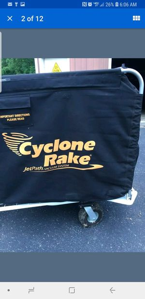 Cyclone rake & riding mower for sale $1500 obo for Sale in St. Louis, MO