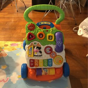 Vtech Sit To Stand Learning Walker for Sale in Buena Park, CA
