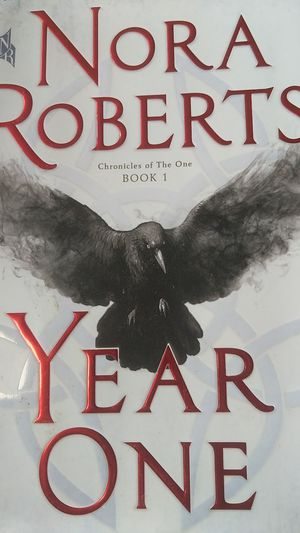 Year One By Nora Roberts Hardcover for Sale in Lynnwood, WA