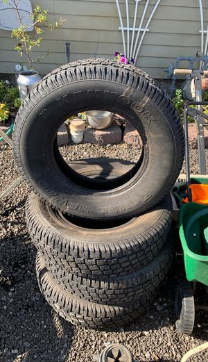 Hankook 205 -75-14 like new for Sale in Prineville, OR