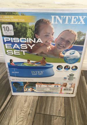 10 feet 1000 gal pool $160 new for Sale in Las Vegas, NV