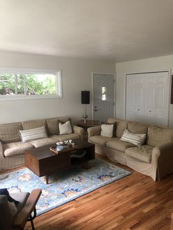 DOWN couch for sale! for Sale in Salt Lake City,  UT