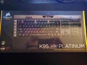 Corsair k95 platinum for Sale in Valrico, FL