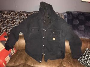 Carhartt Coat Black 4XL for Sale in Thomasville, NC