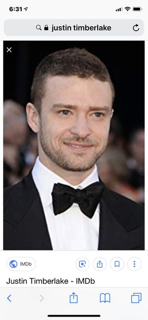 Jt tickets 4/13 for Sale in Hudson, MA
