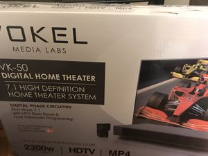 Home stereo system for Sale in Durham, NC