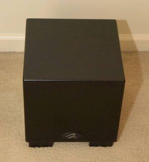 Incomparable Martin Logan Dynamo 700 Subwoofer for Sale in Pittsburgh, PA