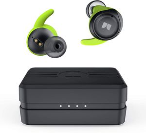 Monster Isport Champion True Wireless Earbuds, Bluetooth 5.0 Auto Pairing Headphones for Sale in San Diego, CA
