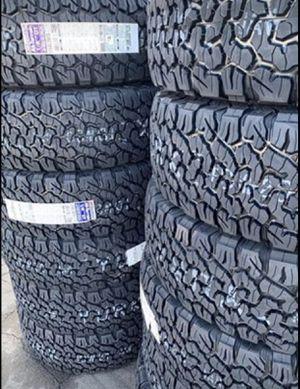"16"" BF GOODRICH T/A KO2 DT Tires All-Terrain LT 285/75R16 ....$199 Each for Sale in La Habra, CA"