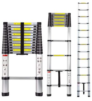Telescoping Ladder 12.5ft/3.8m for Sale in Industry, CA