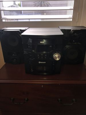 RCA Compact Stereo with Bluetooth for Sale in San Jose, CA