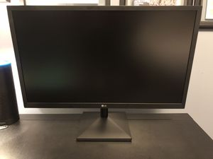 24 inch LG Computer Monitor for Sale in Chicago, IL