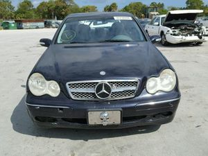 2001-2007 Mercedes C230 parts for Sale in Pembroke Pines, FL