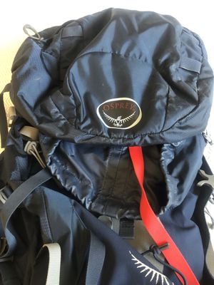 Osprey Backpack Aether 70 liters for Sale in San Diego, CA