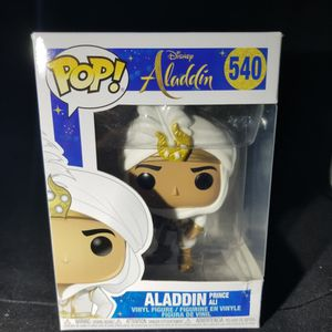 Funko POP! Aladdin #540 for Sale in Victoria, MN