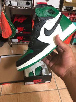 Air Jordan 1 pine green for Sale in Kissimmee, FL