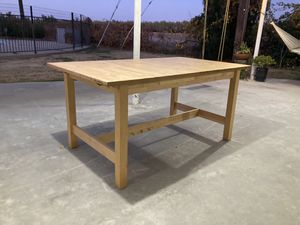 Ikea Dining Table Extendable for Sale in Clovis, CA